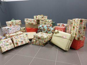 Parenlor parrainage cadeaux Noël